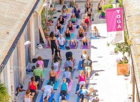 Summer Yoga Party with Lauren Imparato