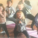 yoga for the whole family